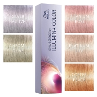 Фото Wella Professionals Illumina Color Opal Essence - Велла Иллюмина Колор Опал Эссенс Стойкая крем-краска для волос, 60 мл