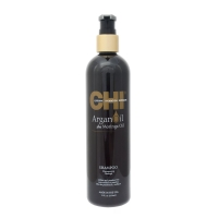 Фото Chi Argan Oil Shampoo - Чи Араган Ойл Шампунь с маслом Арганы и маслом Моринга, 340 мм